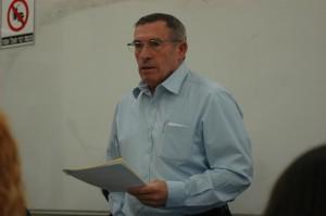 בצלאל טרייבר, ראש רשות החירום הלאומית. צילום: אייל גטו