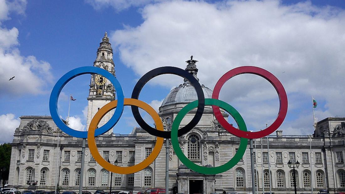 הטבעות האולימפיות Oliver Hopkins, flicker