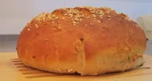 לחם באפייה ביתית. צילום: עידו כהן