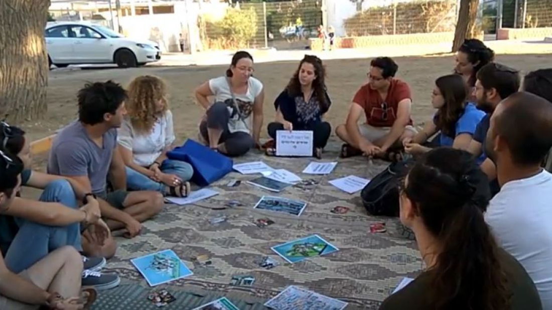שיתוף פעולה של עמותות בבאר שבע