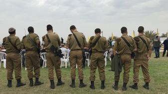 חיילי גולני, צילום: אלון מאיר