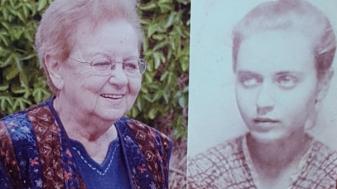 חזותה של סבתי תרמה לה רבות. צילום משפחתי