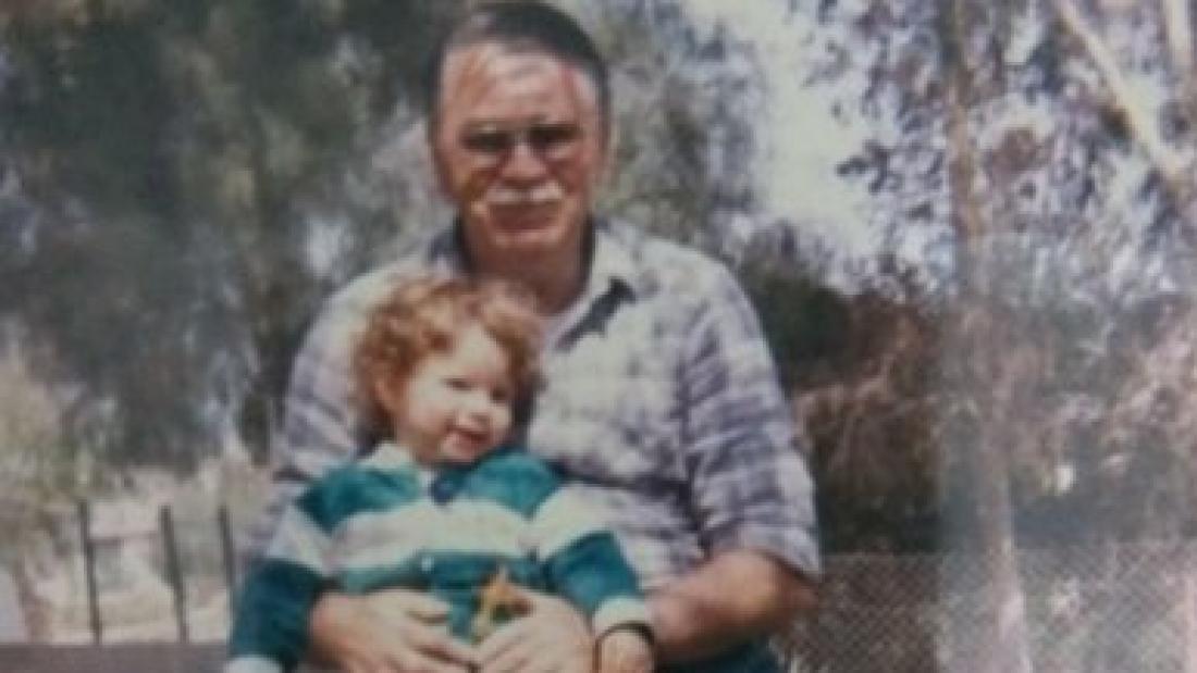 אני עם סבא יהושוע ז''ל