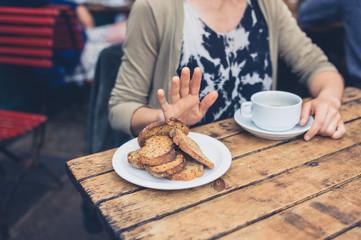 """סטודנטים הרגישים לגלוטן במכללה טוענים: """"אין לנו מה לאכול"""""""
