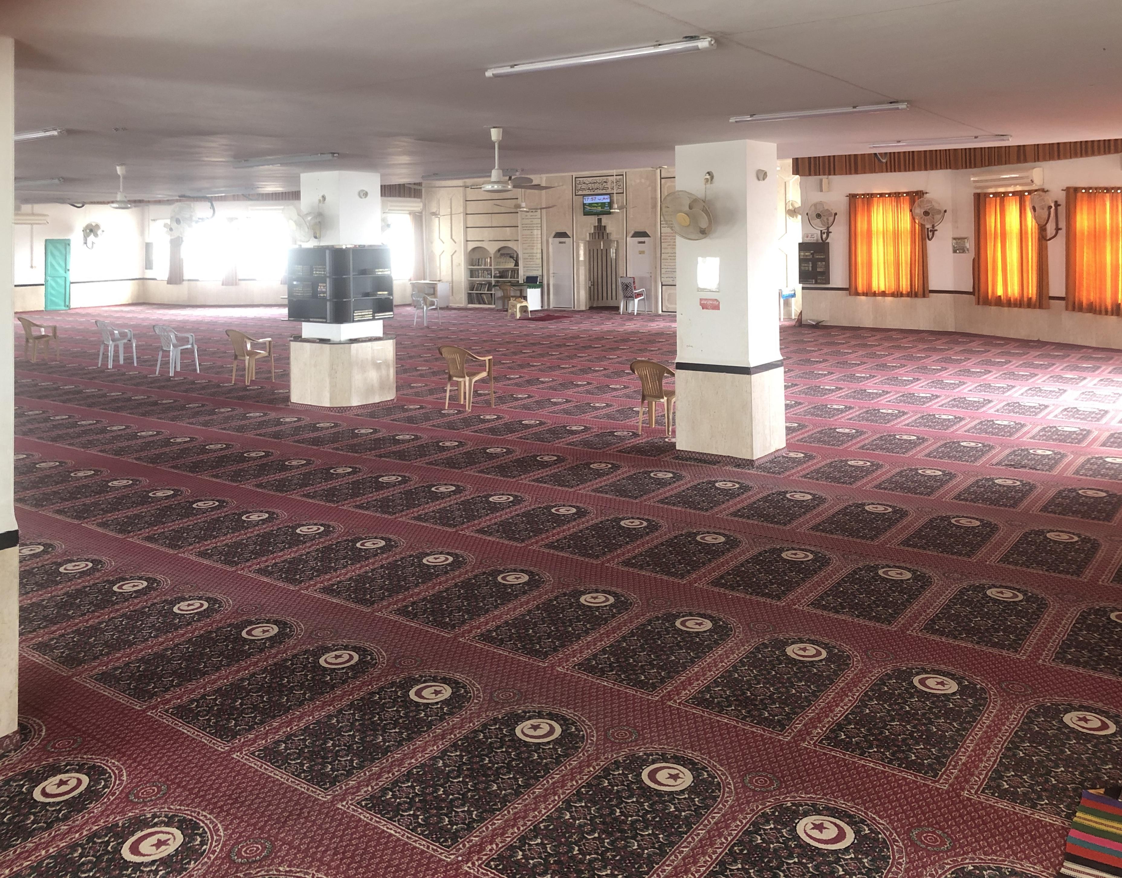 מסגד אלאנסאר | צילום: חסין אלדאדה