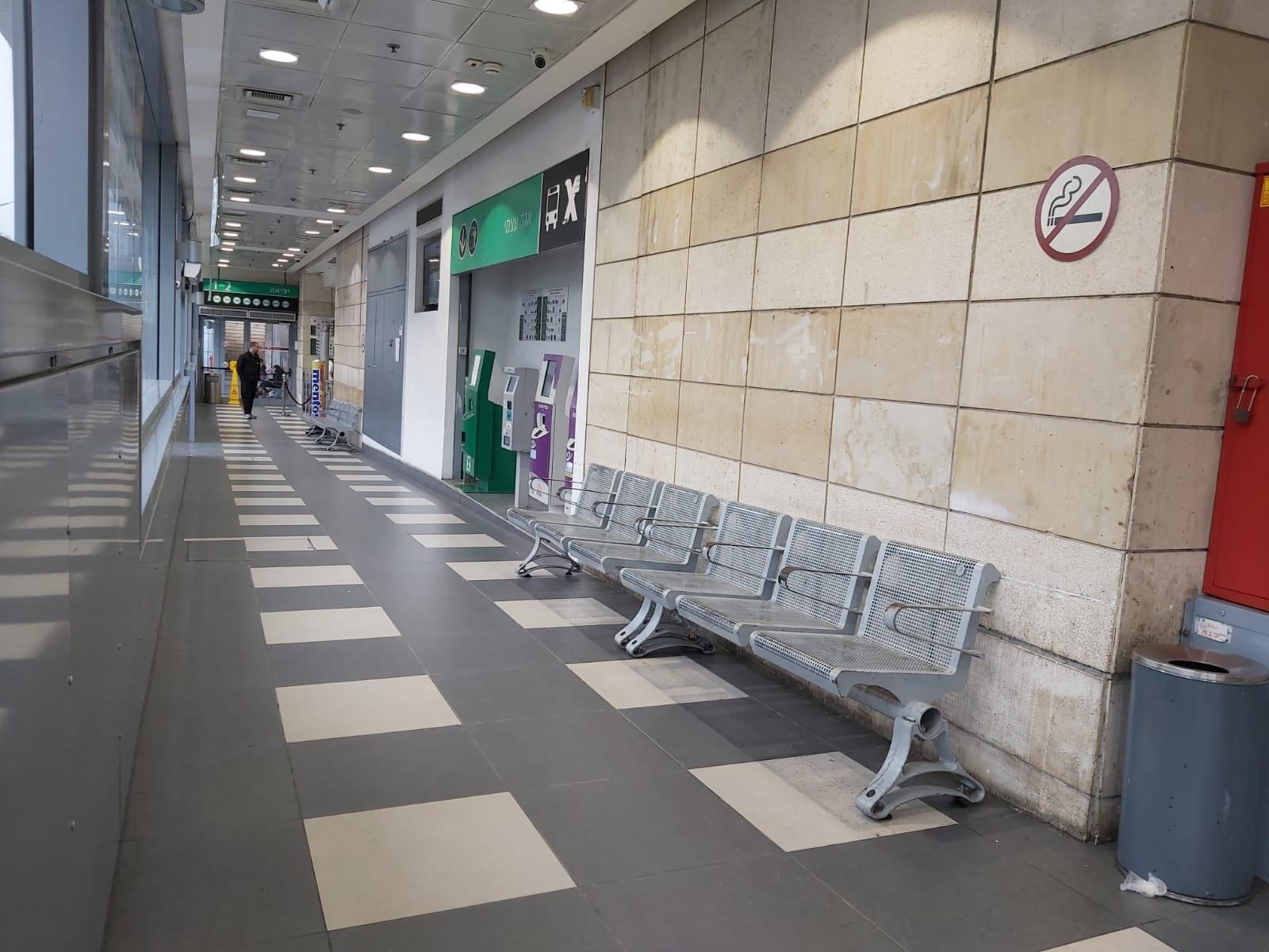התחנה המרכזית | צילום: שיראל צברי
