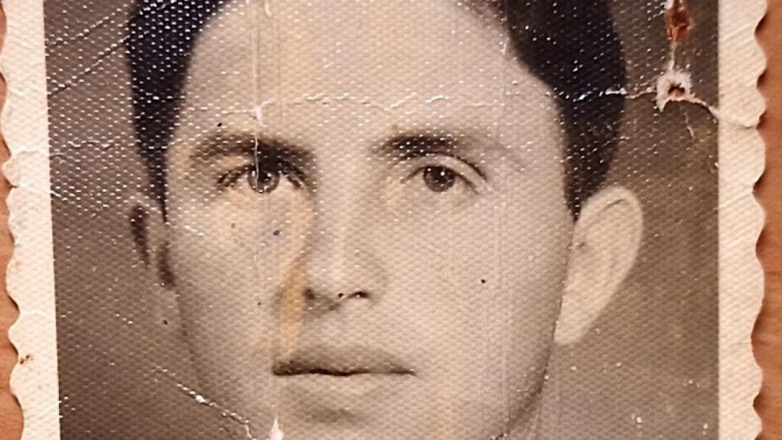 ניצול השואה מרדכי גרוס. צילום: ארכיון תמונות פרטי